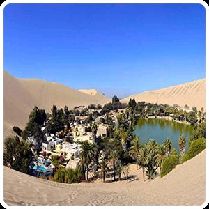 Tour to Huacachina Oasis