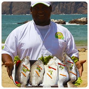 Paracas Fresh Fish