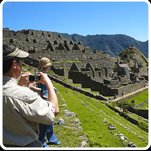 Visit of Machu Picchu