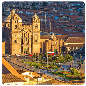 Cusco Downtown Visit