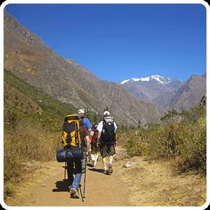 Trail throughWayllabamaba