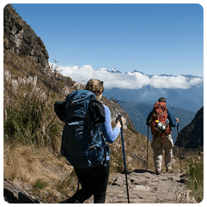 Day 2 of the Inca Trail to Machu Picchu