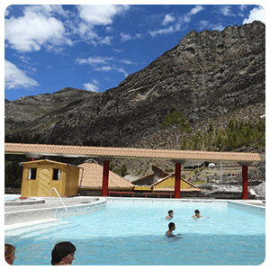 Hot Springs of Chivay - Colca Canyon