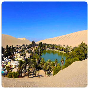 Huacachina Oasis Tour by noon