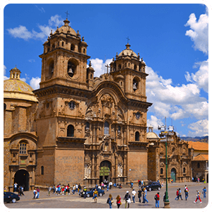 Visit to the City of Cusco