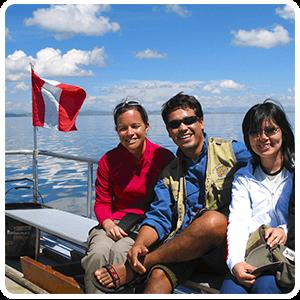Lake Titicaca Boat Tour