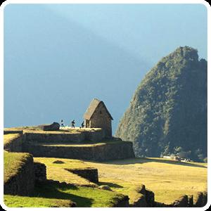 Machu Picchu Watch tower