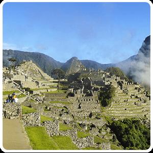 Machu Picchu main view