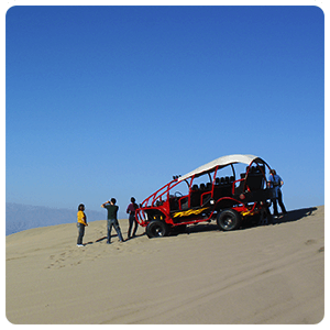 Desert Tour of Huacachina
