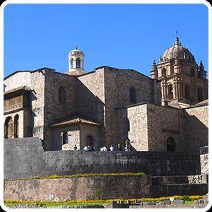 Santo Domingo Church Visit