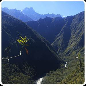 Short Inca Trail views