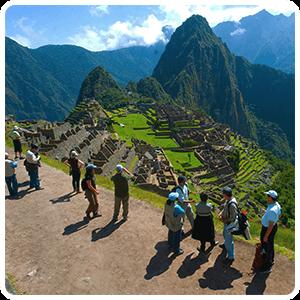 Short Inca Trek to Machu Picchu
