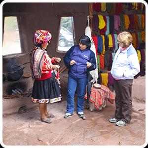 Textile Workshop of Awana Kancha