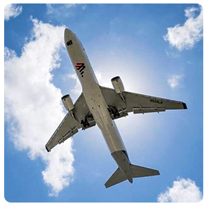 Flight to Cusco