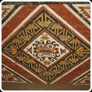 Ai aepaec God of the Moche Culture