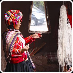 Awanakancha Textille workshop