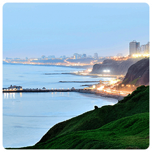 Barranco District View