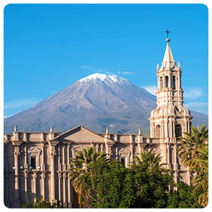 Cathedral of Arequipa Tour