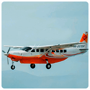 Cessna Grand Caravan for Nasca Lines Flights