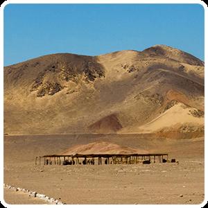 Chauchilla Panoramic View