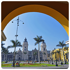 City Tour of Lima
