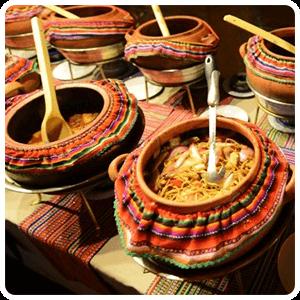 Dinner show in Barranco Lima