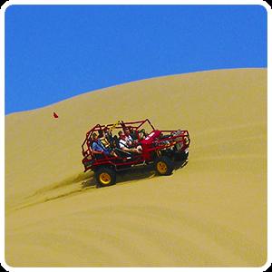 Dune Buggy Tour in Huacachina