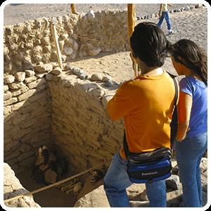 Excursion to the Chauchilla Cemetery