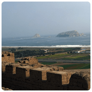 Excursion to the Pachacamac Ruins