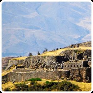 Fortress of Puca Pucara
