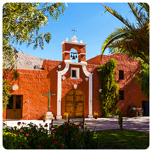 Founder Mansion of Arequipa