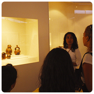 Guided Tour at the Larco Museum