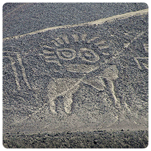 Human Representation at the Palpa Desert