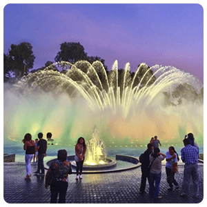 Magic Water Park of Lima