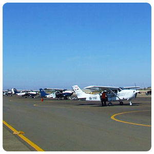 Maria Reiche Airport of Nasca