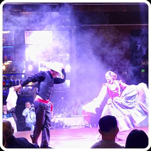 Marinera Dance