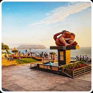 Miraflores Love Park