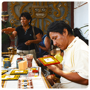 Moche Ceramic Workshop