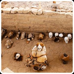 Mummies of Chauchilla