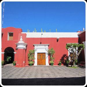 Museum of Santuarios Andinos in Arequipa