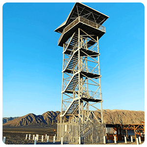 Nazca Lines Tower