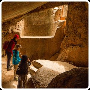 Qenko Ruins Interiors