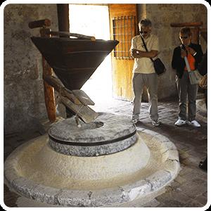 Sabandia Stone Mill