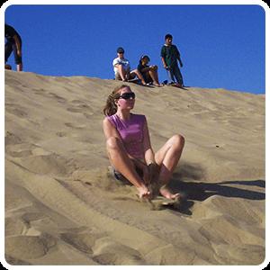 Sandboarding Tour - Oasis Huacachina