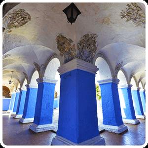 Santa Catalina Monastery Tour