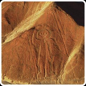 The Astronaut - Nazca Lines