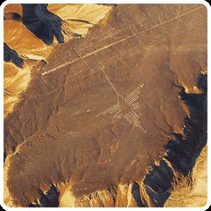 The Hummingbird - Nazca Lines