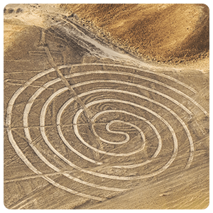 The Spiral - Nazca Lines