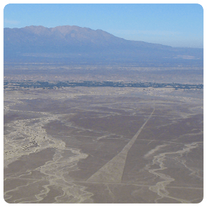 The Triangle - Nazca Lines
