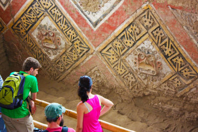 Tour to the Moche Temple of the Moon